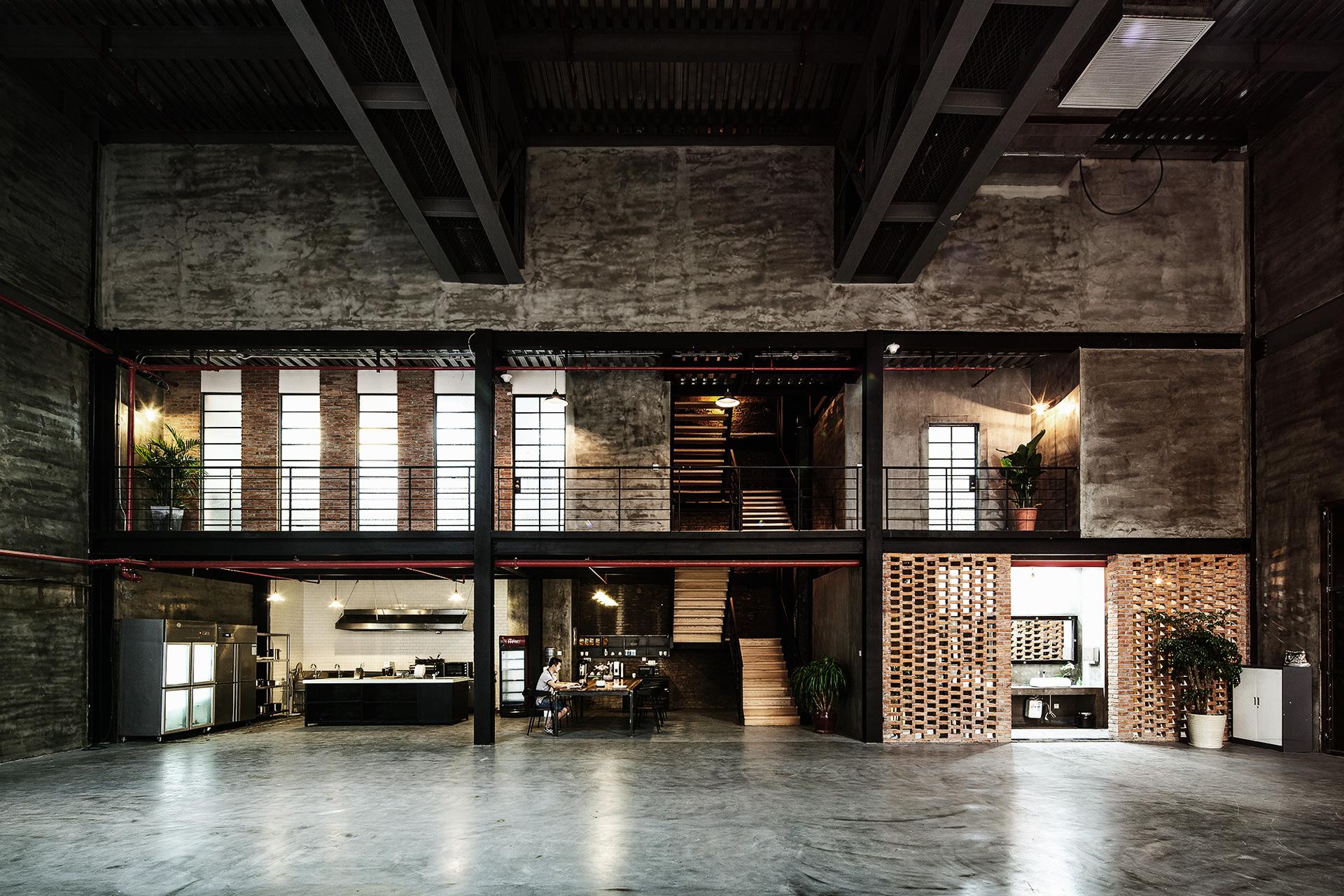 食品厅建筑设计图